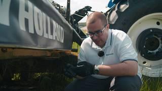 Idealny pokos –  New Holland DiscCutter 320P
