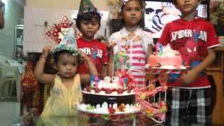 Ellyna Happy Birthday