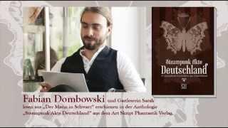 Der Mann in Schwarz // Steampunk Akte Deutschland // Fabian Dombrowski