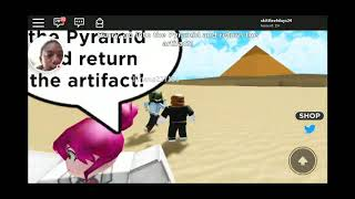 Roblox games field trip game(scary)
