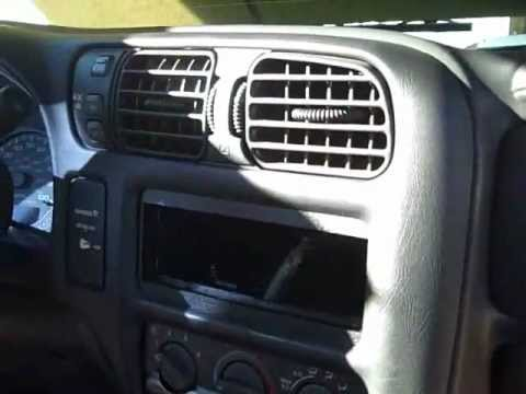 chevrolet  car stereo removal youtube