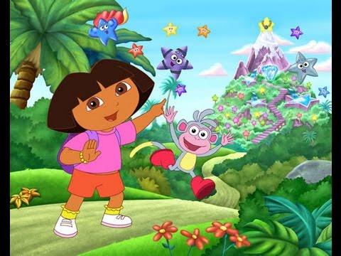 Dora l 39 exploratrice nouvelle compilation jeux dora pour - Jeux dora l exploratrice gratuit ...