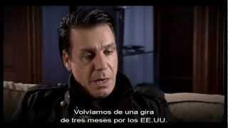 Rammstein - Mutter Making Of Subtitulado en Español
