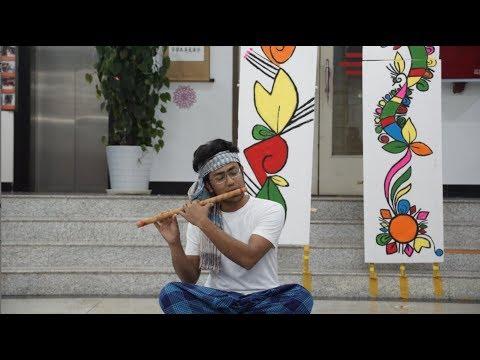 Bengali Cultural Fashion Show | বর্ষবরণ উৎসব ১৪২৫| CQUPT, Chongqing, China