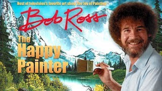 Bob Ross The Happy Painter Full Documentary