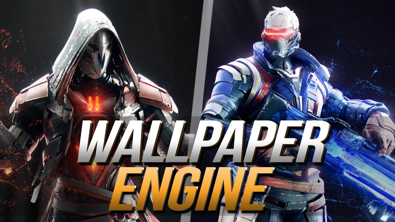 Download Engine 3d Live Wallpaper Overwatch Wallpaper Engine Animierte Hintergrundbilder