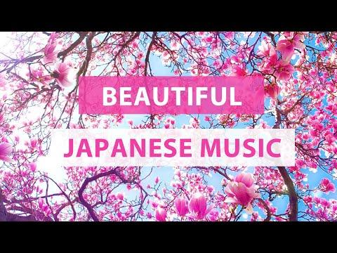 Красивая японская музыка для души и релаксации