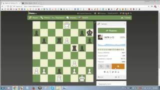 021 Ежедневная тактика на chess.com