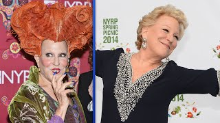 Bette Midler And Kathy Najimy Tease Possible Cameos In The 'Hocus Pocus' Sequel (Exclusive)