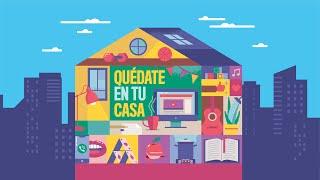 """""""Quédate en tu casa"""" (Canción Oficial @YoMeQuedoEnCasaFestival - Oficial ) - Video oficial"""
