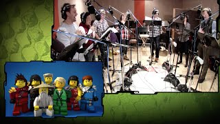 LEGO® Ninjago - DVD Bonus - Voice Recording
