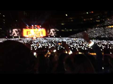 Right now Gillette stadium boston ma 2014 one direction from YouTube · Duration:  40 seconds