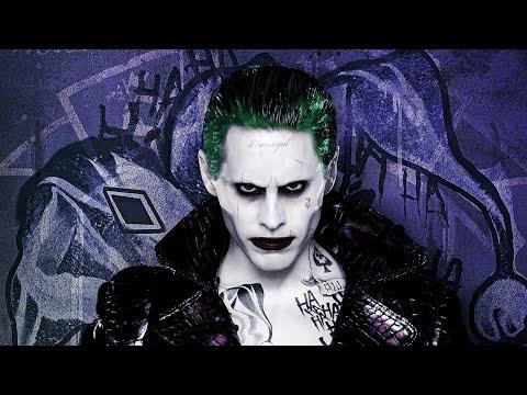 Joker-Джокер - приготовиться к фильме - отряд самоубийц
