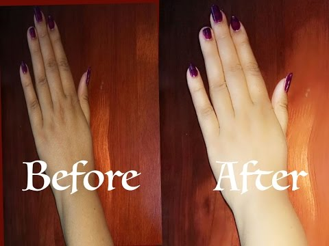 हाथों, पैरों का कालापन, Remove Tan, Wrinkles From Hands & Feet Quickly, Body Whitening Tips