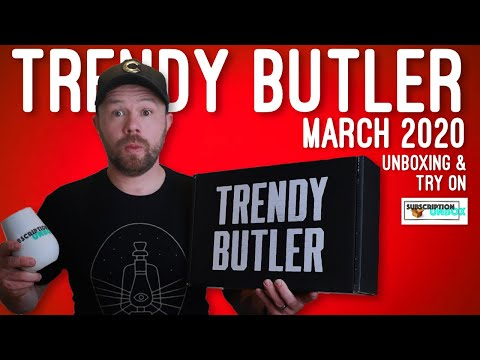 Trendy Butler | March 2020