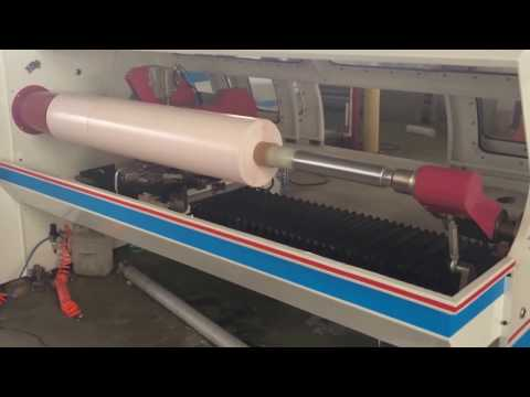 3M double sided tape cutting machine