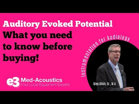 Auditory Evoked Potential
