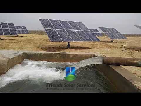 "40Hp 6""DELIVERY SOLAR POWERED TURBINE KHAIRPUR TAMIWALI BAHAWALPUR FREINDS SOLAR SERVICES ®"