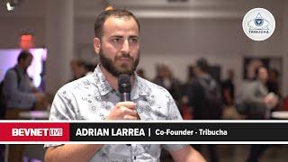 Tribucha Co-Founder Speaks on BevNET Live Experience