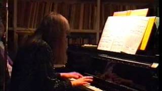 J.S. Bach - Invention No. 13 in A minor BWV 784