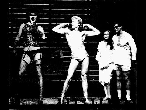 The Rocky Horror   1982 Australian Revival  Adelaide, with Daniel Abineri and Perry Bedden