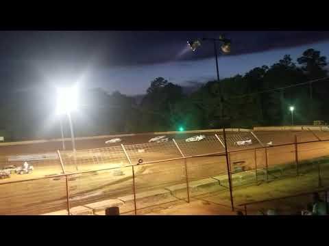 Heat Race 5/27/19 Memorial Day Shootout Flomaton Speedway, In Flomaton, Al(4)
