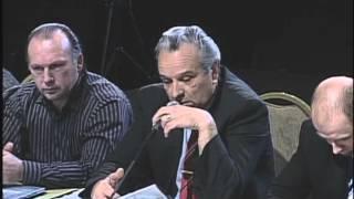 """Дискуссия Совета """"Слово Благодати"""" и служителей(1)"""