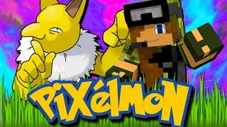 "Crew Pixelmon Season 2! - ""SHOCKING MYSELF!"" - Part 6 (Minecraft Pokemon Mod!)"