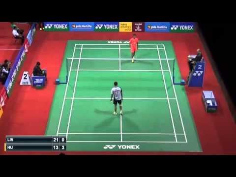 R16 - 2015 India Open SS - Lin Dan vs Hu Yun.mp4