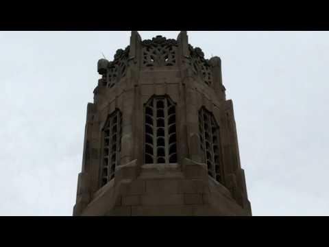 Nancy Brown Peace Carillon - Belle Isle - Detroit, Michigan