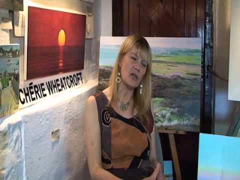 Cherie Wheatcroft Video Interview