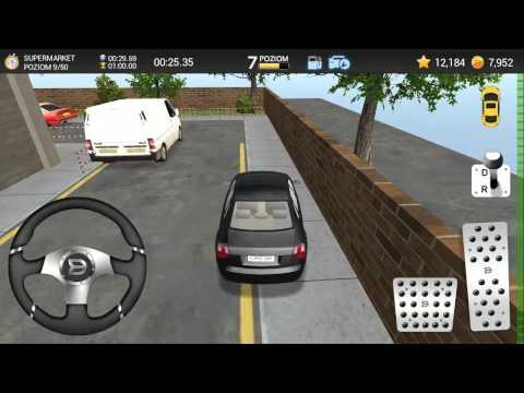 Car Parking Game 3D - Supermarket 9 walkthrough (Audi A4)