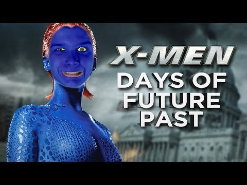 XMEN DAYS OF FUTURE PAST Movie Review