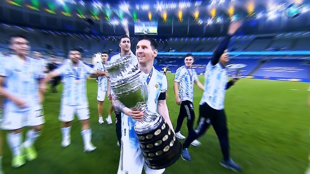 Messi favori pour le Ballon d'or 2021