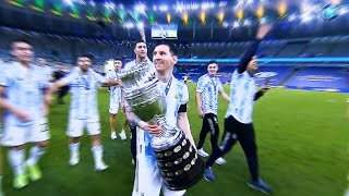 Lionel Messi Celebrations & Crazy Moments After Wining !