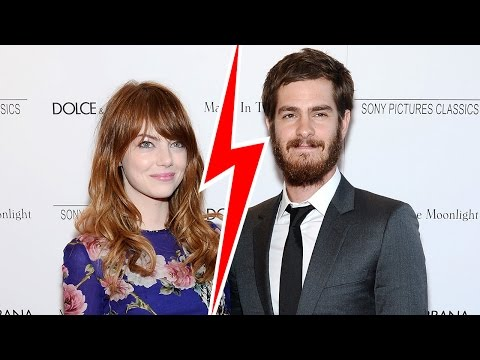 Emma Stone & Andrew Garfield Break Up?!
