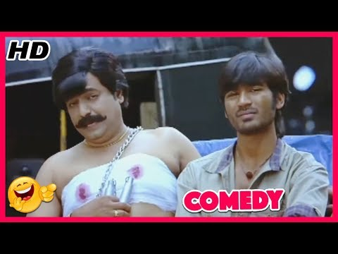 Latest Tamil Movie Comedy Scenes | New Movie Comedy Collection | Vivek | Dhanush | New Upload 2017