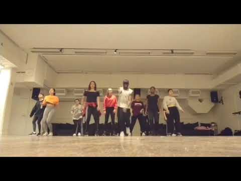 TIwa savage ft wizkid - Malo . Dance by TagoeTime