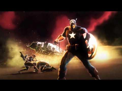 Marvel vs Capcom 3 - Cinematic trailer full
