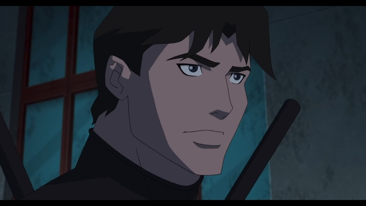 Nightwing oracle 39 s relationship young justice outsiders youtube - Pictures of nightwing from young justice ...