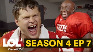 Out of control football team 🏈🥇💪 // LOL COMEDIHA FULL EPISODE S4EP7