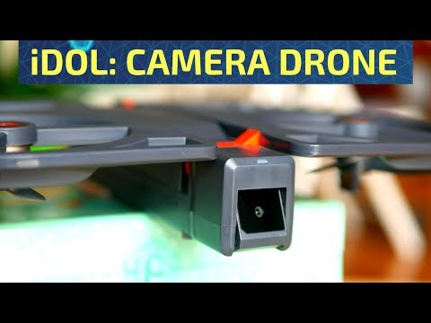 Good Camera Drone: Funsnap IDol - Unboxing, Tests And Camera Samples