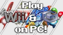 How to play WII and GAMECUBE games on PC and MAC!! (Dolphin 5.0)