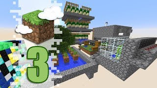Skyblock - Ep03 - Making Things Minecraft Video