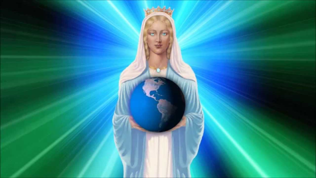 rosary to mother mary youtube