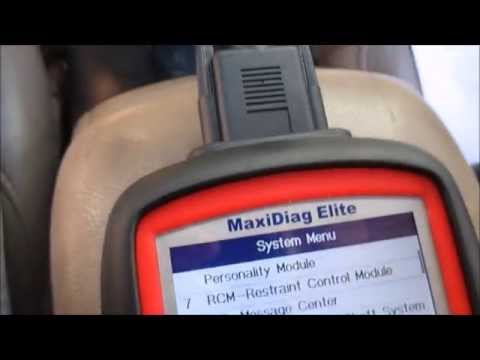 Autel MD802 All Systems Scan Tool