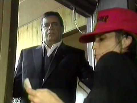 A Current Affair - Behind the Scenes @ The 1989 Jerry Lewis Telethon
