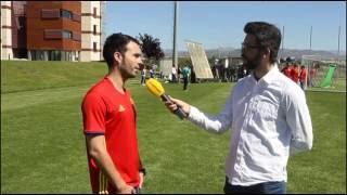 """Luis García, presentador de Cuatro: """"Veo a España ganando la final ante los franceses"""""""