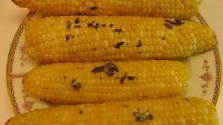 Betty's Herbed Corn On The Cob