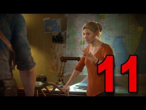 Uncharted 4 Walkthrough - Chapter 11 - Hidden in Plain Sight (Playstation 4 Gameplay)